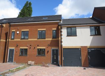 Thumbnail 4 bed town house for sale in Penncricket Lane, Oldbury