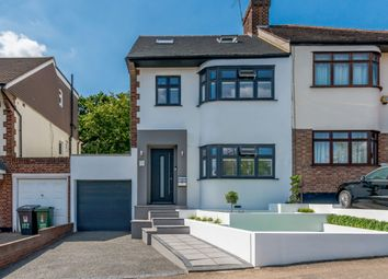 Thumbnail 4 bed semi-detached house for sale in Larkshall Crescent, London, London