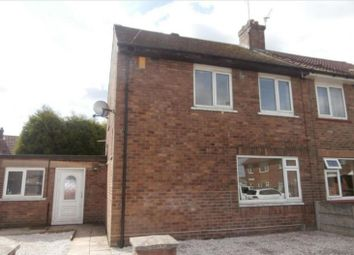 Thumbnail 2 bed semi-detached house for sale in Norwood Avenue, Ashton-In-Makerfield, Wigan