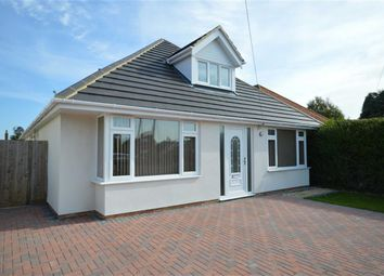Thumbnail 3 bed property for sale in Fairfield Road, Barton On Sea, New Milton