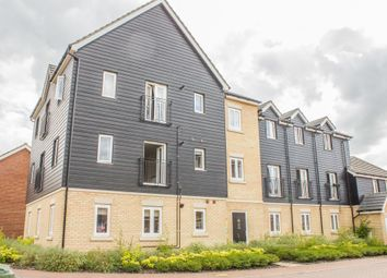 Thumbnail 2 bed flat for sale in Falcon Crescent, Costessey, Norwich