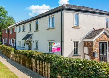 Thumbnail 2 bed flat for sale in Woodland Close, Bampton, Tiverton