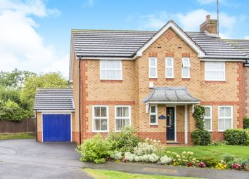 Thumbnail 3 bed detached house for sale in Ashfield Avenue, Coventry