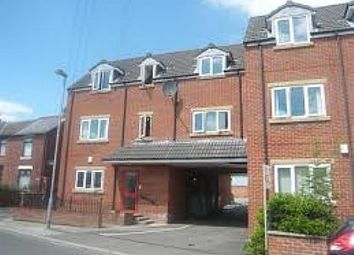 Thumbnail 1 bed flat for sale in Flat 4, Post Office Road, Featherstone, Pontefract, West Yorkshire