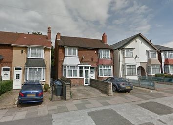 Thumbnail 5 bedroom shared accommodation to rent in Rooms To Let, Reservoir Road, Erdington