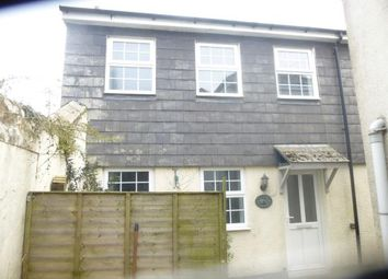 Thumbnail 2 bed semi-detached house for sale in Church Street, Callington, Cornwall