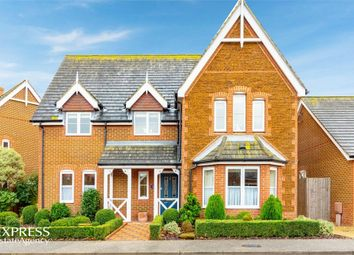 Thumbnail 4 bed detached house for sale in Campbell Close, Hunstanton, Norfolk
