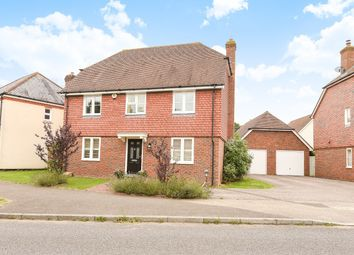 Thumbnail 4 bed detached house for sale in Luxford Way, Billingshurst