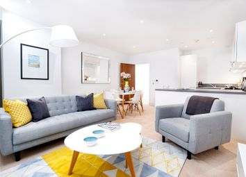 Thumbnail 3 bedroom flat for sale in Olympic Way, London