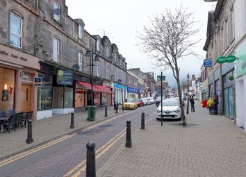 Thumbnail 1 bedroom flat for sale in High Street, Alloa, Clackmannanshire