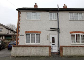 Thumbnail 2 bedroom terraced house to rent in Graig Llwyd, Denbigh