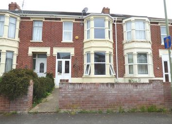 Thumbnail 3 bed terraced house for sale in Findon Road, Gosport