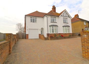 Thumbnail 4 bed detached house for sale in Eastbourne Road, Polegate