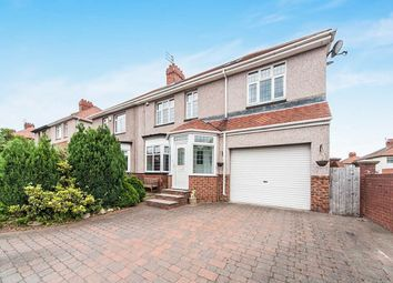 Thumbnail 5 bed semi-detached house to rent in Ettrick Grove, Sunderland