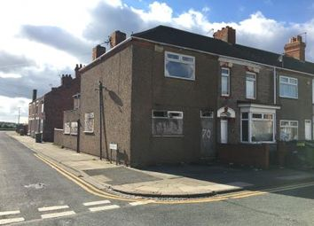 Thumbnail 2 bedroom flat for sale in 70A Gilbey Road, Grimsby, North East Lincolnshire
