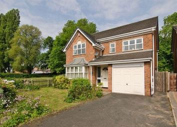 Thumbnail 4 bed detached house to rent in Keble Grove, Walsall