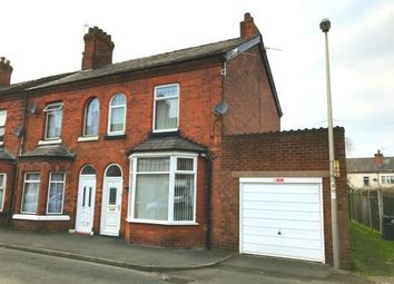 Thumbnail 2 bed end terrace house for sale in Alan Street, Northwich, Cheshire