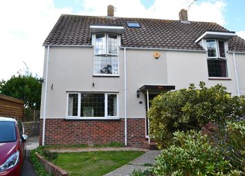 Thumbnail 2 bed semi-detached house for sale in Sea Lane, Ferring, West Sussex