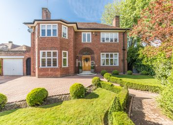 Thumbnail 4 bed detached house for sale in Castleton Grove, Jesmond, Newcastle Upon Tyne