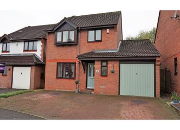 Thumbnail 3 bed detached house for sale in Bartley Woods, Birmingham
