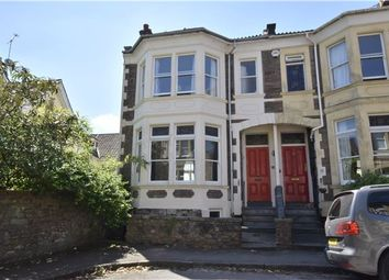 Thumbnail 4 bed end terrace house for sale in Downfield Road, Clifton, Bristol
