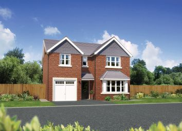 "Thumbnail 4 bed detached house for sale in ""Hampsfield"" at Church Road, Warton, Preston"