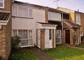 Thumbnail 2 bed terraced house for sale in Clockhouse, Ashford
