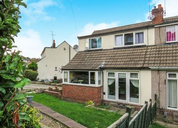 Thumbnail 3 bed semi-detached house for sale in Cornmill Crescent, Liversedge