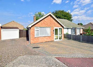 Thumbnail 2 bed semi-detached bungalow for sale in Brownhill Close, Walderslade, Chatham, Kent
