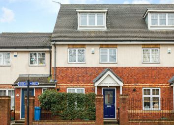 Thumbnail 3 bed terraced house for sale in Yew Tree Road, Manchester