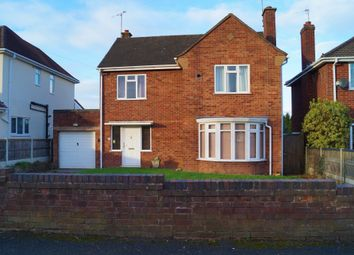 Thumbnail 3 bed detached house for sale in Elizabeth Avenue, Worcester