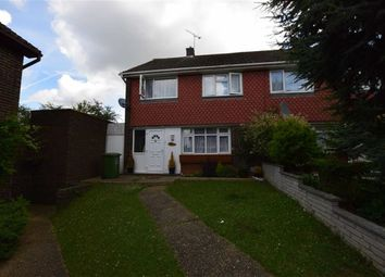 Thumbnail 3 bedroom semi-detached house to rent in Scarletts, Basildon, Essex