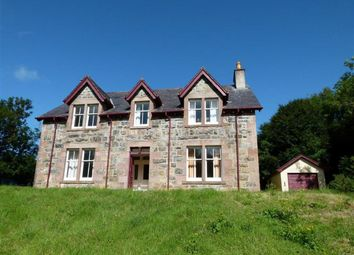 Thumbnail 6 bed detached house for sale in Free Presbyterian Manse, Lochinver, Sutherland