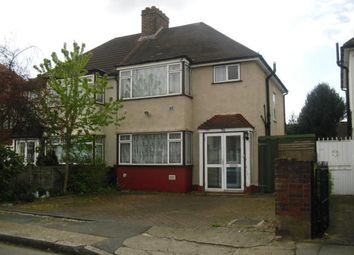 Thumbnail 3 bed semi-detached house to rent in Roseheath Road, Hounslow