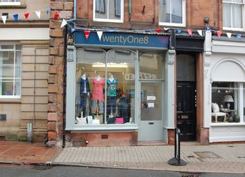 Thumbnail Retail premises to let in Cornmarket, Penrith