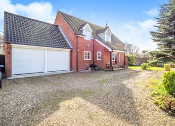 Thumbnail 3 bed detached house for sale in Church View, Fleggburgh, Great Yarmouth