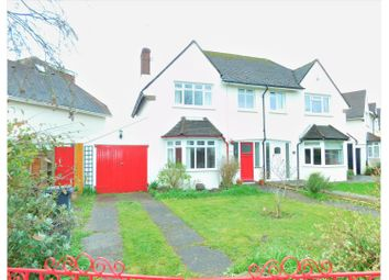 Thumbnail 3 bedroom semi-detached house to rent in Offington Drive, Worthing