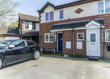 Thumbnail 2 bedroom terraced house for sale in Taylor Close, Woolston, Southampton, Hampshire
