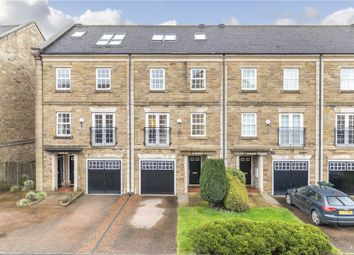 4 bed terraced house for sale in Ron Lawton Crescent, Burley In Wharfedale, Ilkley, West Yorkshire LS29