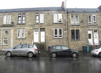 Thumbnail 1 bed flat to rent in Dalziel Street Motherwell, Motherwell