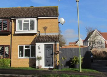 Thumbnail 2 bedroom terraced house for sale in Shanklin Close, Cheshunt