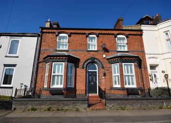 Penkhull Terrace, Penkhull, Stoke-On-Trent ST4. 4 bed town house for sale