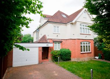 Thumbnail 5 bed detached house for sale in Kewferry Road, Northwood