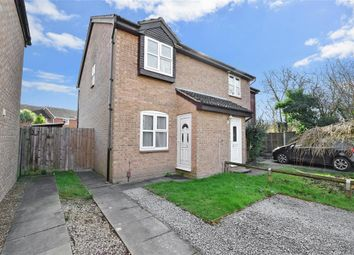 Thumbnail 2 bedroom semi-detached house for sale in Busbridge Road, Snodland, Kent