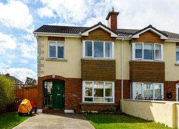 Thumbnail 3 bed semi-detached house for sale in The Crescent, Curragh Grange, Newbridge, Kildare County, Leinster, Ireland