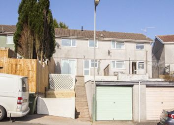 Thumbnail 3 bed terraced house for sale in Cleveland Drive, Risca, Newport