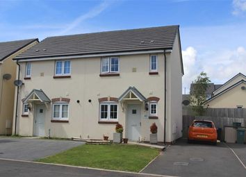 Thumbnail 2 bed semi-detached house for sale in Belfrey Close, Hubberston, Milford Haven