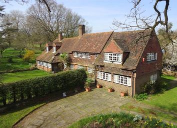 Thumbnail 5 bed detached house to rent in Orltons Lane, Rusper, Horsham