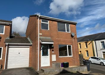 Thumbnail 3 bed end terrace house to rent in Brynllys, Gwent