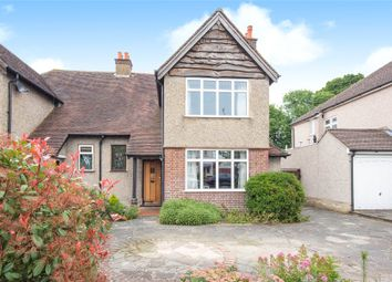 Thumbnail 3 bedroom detached house for sale in Park Avenue, West Wickham